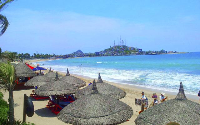 The Tabachines Hotel In Mazatlan Sinaloa Beach Holiday Easter